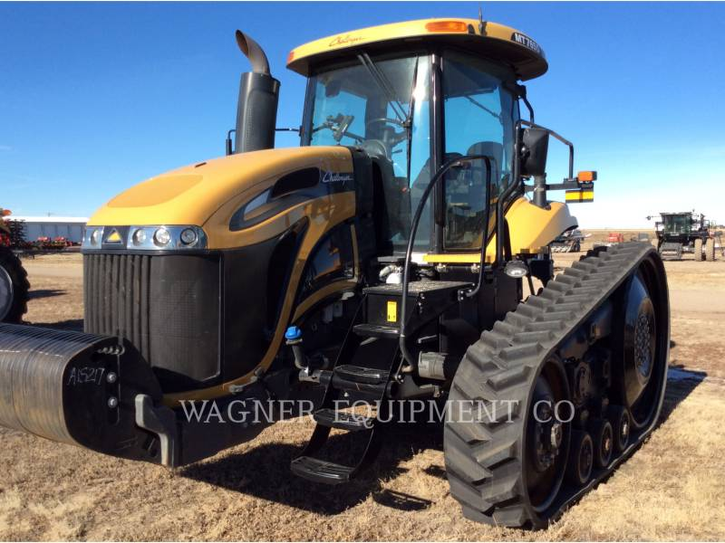 AGCO 農業用トラクタ MT765D equipment  photo 1
