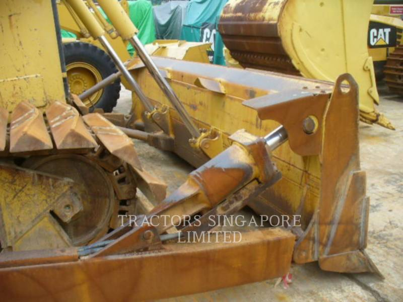 CATERPILLAR TRACTEURS SUR CHAINES D6RIIILGP equipment  photo 7