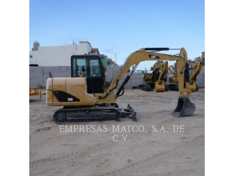 CATERPILLAR TRACK EXCAVATORS 306 equipment  photo 2
