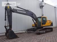 Equipment photo VOLVO CONSTRUCTION EQUIPMENT EC210BLC RUPSGRAAFMACHINES 1