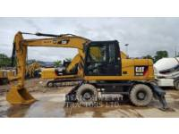 CATERPILLAR WHEEL EXCAVATORS M313 D equipment  photo 3