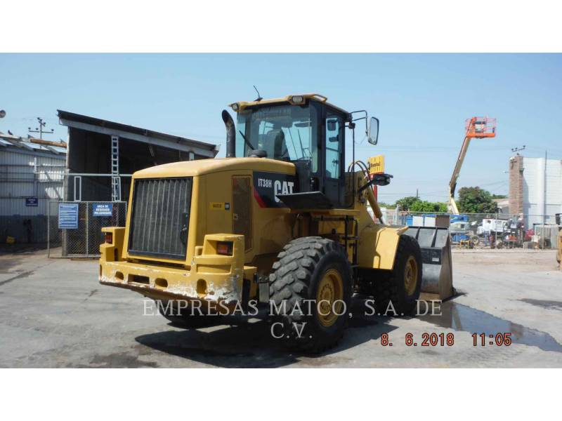 CATERPILLAR CHARGEURS SUR PNEUS/CHARGEURS INDUSTRIELS IT38H equipment  photo 5
