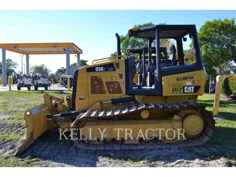Caterpillar TRACTOARE CU ŞENILE D3K2LGP equipment  photo 3