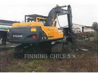 Equipment photo VOLVO EC210B LC RUPSGRAAFMACHINES 1