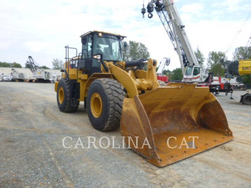 CATERPILLAR RADLADER/INDUSTRIE-RADLADER 966 M equipment  photo 5