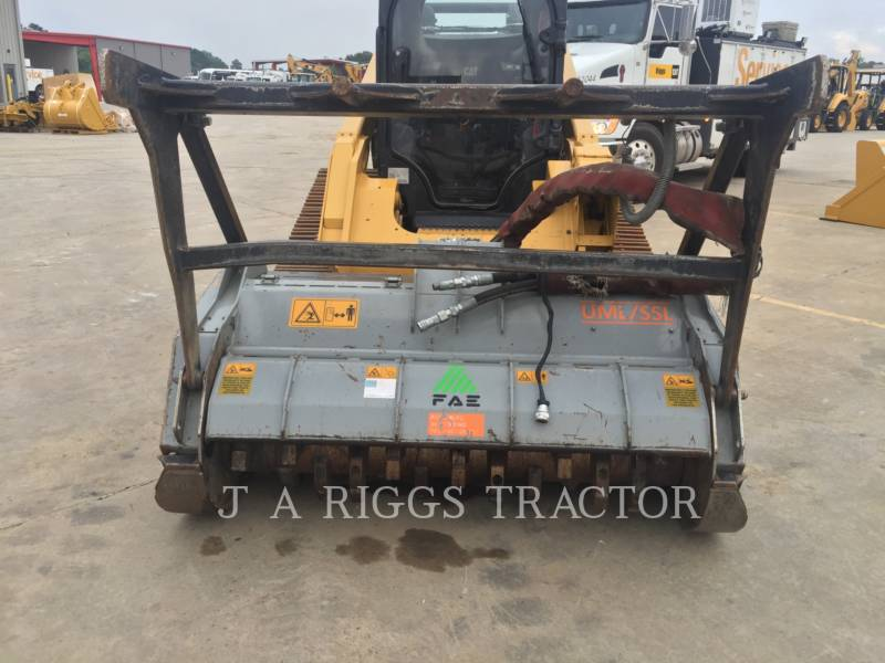 CATERPILLAR SKID STEER LOADERS 299DX ALM equipment  photo 11