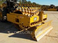 CATERPILLAR VIBRATORY SINGLE DRUM PAD CP56B equipment  photo 6