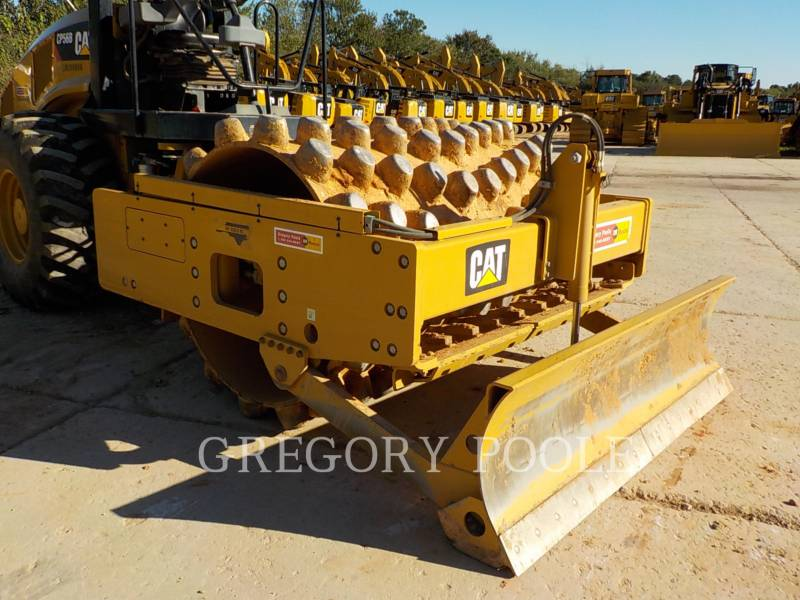 CATERPILLAR EINZELVIBRATIONSWALZE, BANDAGE CP56B equipment  photo 6