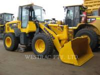 Equipment photo KOMATSU WA200.5 RADLADER/INDUSTRIE-RADLADER 1