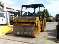 Equipment photo CATERPILLAR CB64B TANDEMVIBRATIONSWALZE, ASPHALT 1