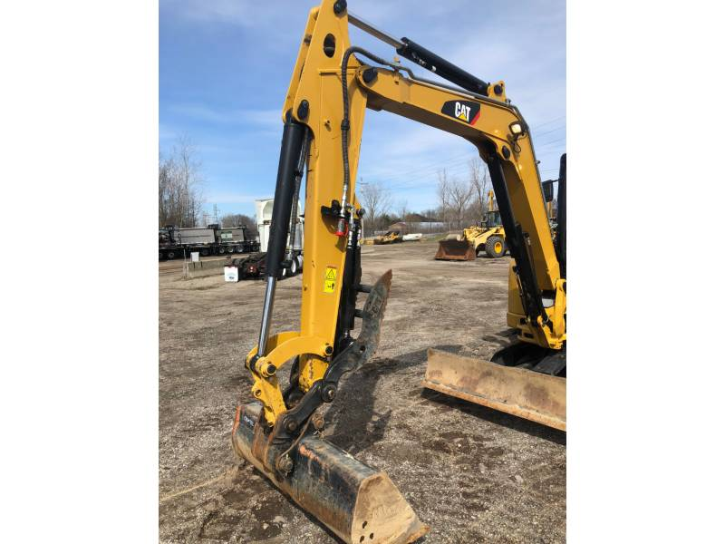 CATERPILLAR PELLES SUR CHAINES 305.5E2CR equipment  photo 14