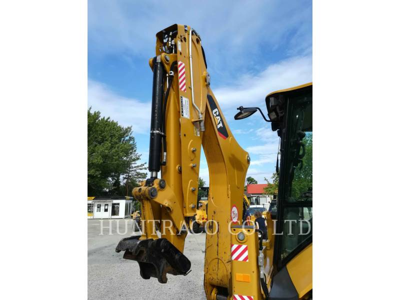 CATERPILLAR RETROEXCAVADORAS CARGADORAS 428F2 equipment  photo 18