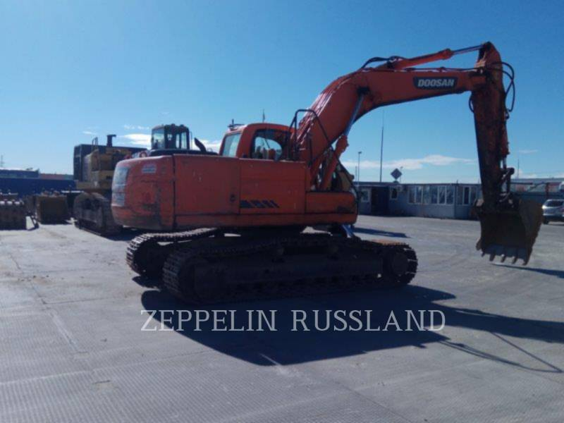 DOOSAN INFRACORE AMERICA CORP. EXCAVADORAS DE CADENAS DX225LCA equipment  photo 5