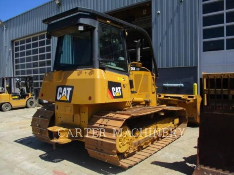 CATERPILLAR TRACTORES DE CADENAS D6KLGP equipment  photo 4