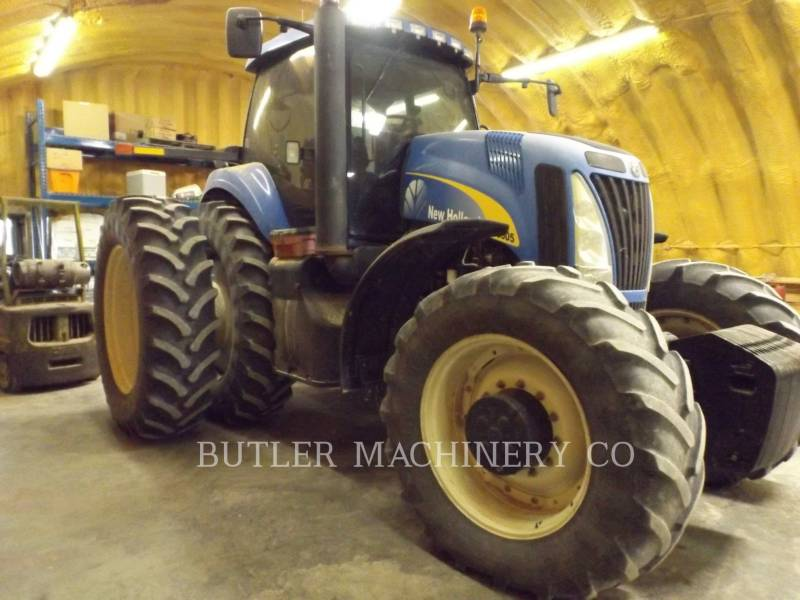 FORD / NEW HOLLAND AG TRACTORS TG305 equipment  photo 1