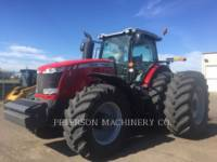 AGCO-MASSEY FERGUSON TRACTEURS AGRICOLES MF8737 equipment  photo 1