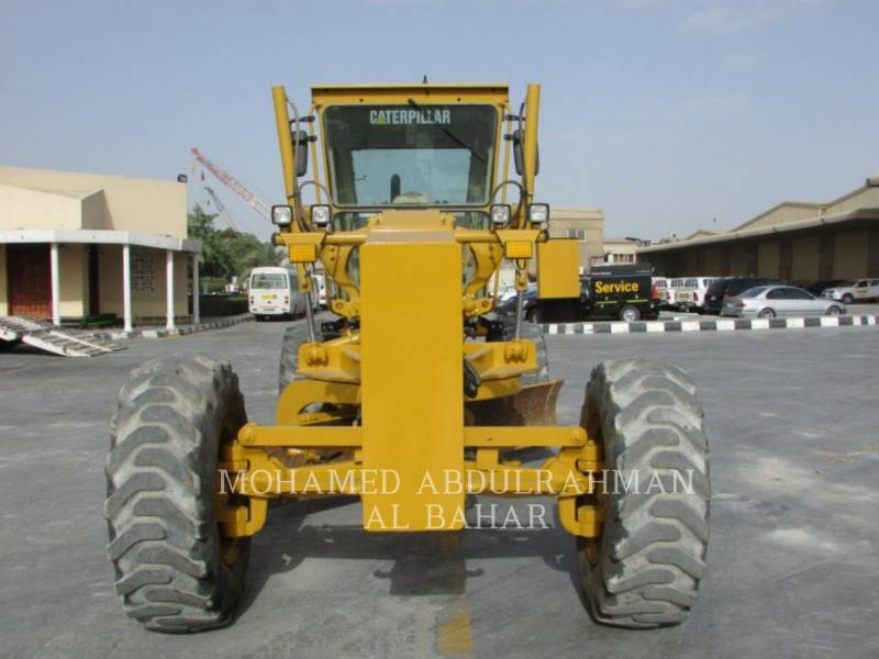 CATERPILLAR NIVELEUSES 140 K equipment  photo 8