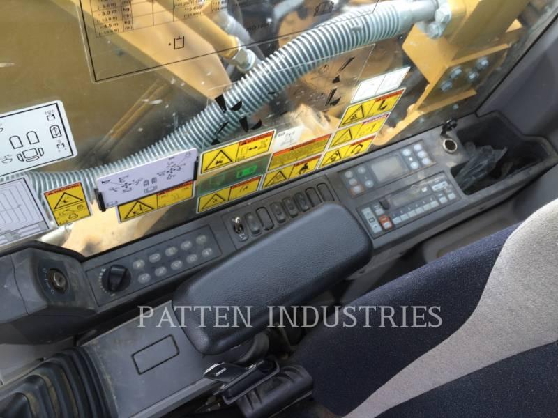 CATERPILLAR TRACK EXCAVATORS 324EL HMR equipment  photo 6