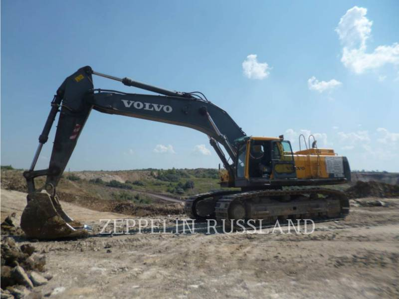 VOLVO KETTEN-HYDRAULIKBAGGER EC700BLC equipment  photo 1