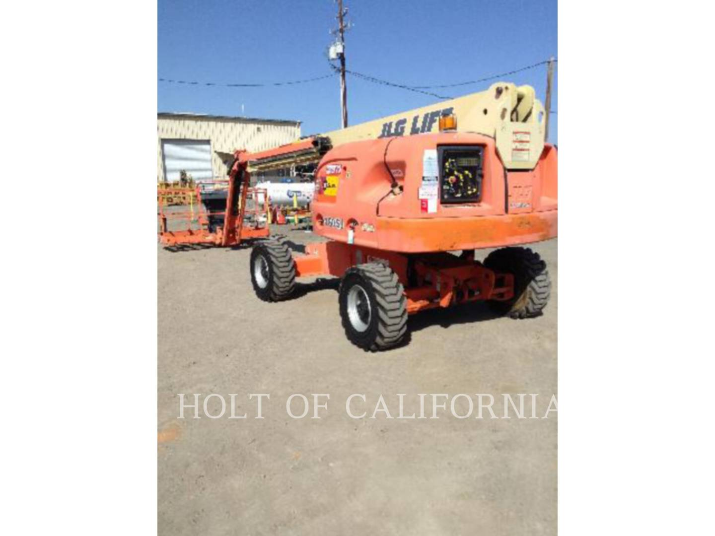 Detail photo of 2005 JLG BOOM S45 from Construction Equipment Guide