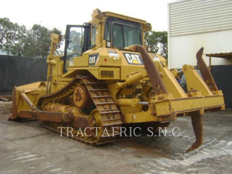 CATERPILLAR KETTENDOZER D7RII equipment  photo 8
