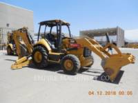 Equipment photo Caterpillar 450F 4EOM BULDOEXCAVATOARE 1