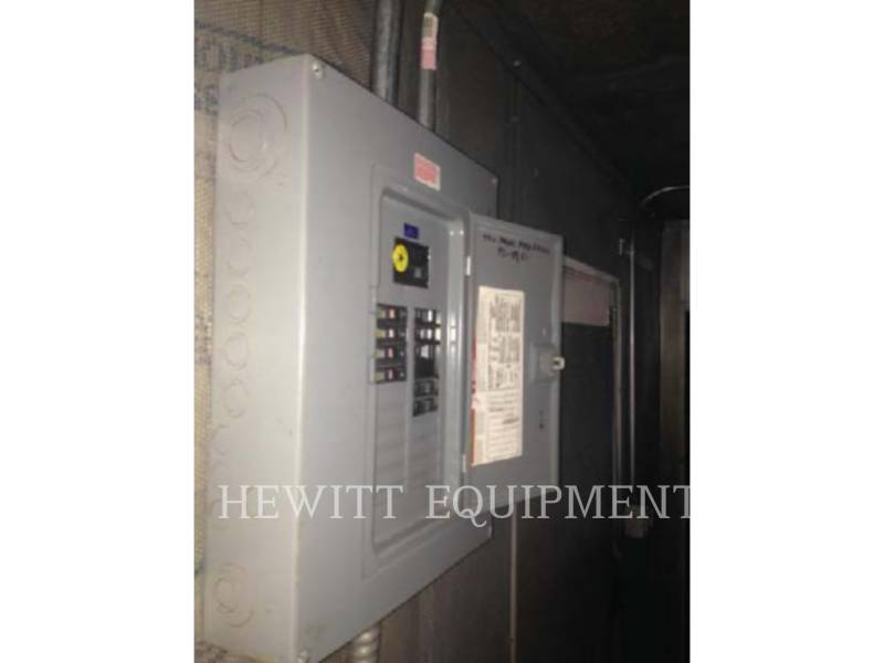CATERPILLAR STATIONARY GENERATOR SETS 3406 ENCLOSED 300KW 600 V equipment  photo 8