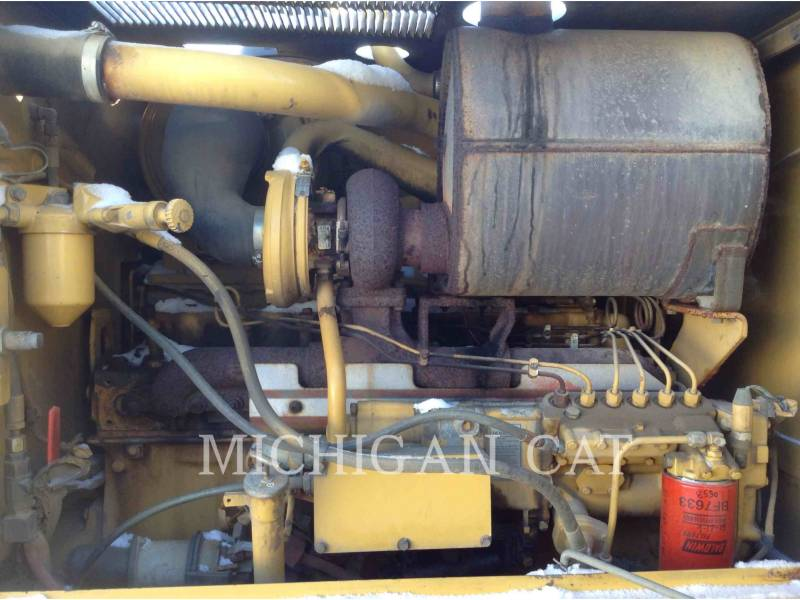 CATERPILLAR MOTONIVELADORAS 160H equipment  photo 9