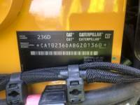 CATERPILLAR MINICARGADORAS 236D equipment  photo 21
