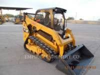 CATERPILLAR SKID STEER LOADERS 259D equipment  photo 1