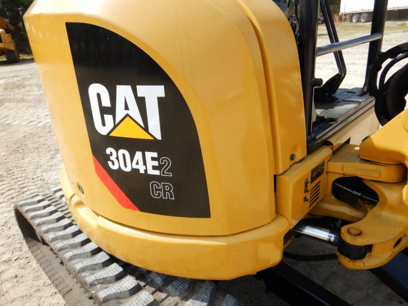 CATERPILLAR TRACK EXCAVATORS 304E2CR equipment  photo 21