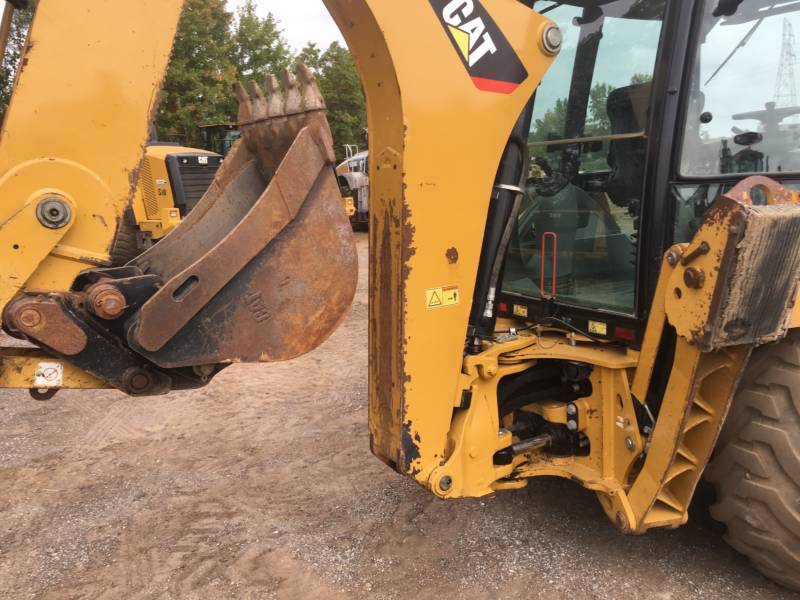 CATERPILLAR RETROEXCAVADORAS CARGADORAS 420FST equipment  photo 14