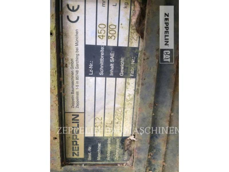 CATERPILLAR ALTRO Löffel M315 equipment  photo 3