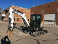BOBCAT PELLES SUR CHAINES E35M equipment  photo 3