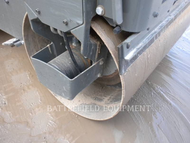 WACKER CORPORATION TAMBUR DUBLU VIBRATOR PENTRU ASFALT RD12A equipment  photo 8