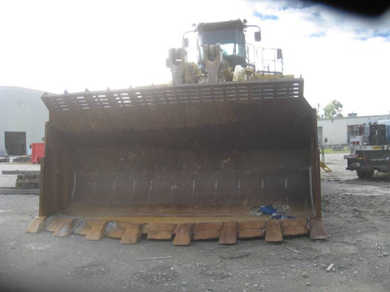 CATERPILLAR MINING WHEEL LOADER 994H equipment  photo 6