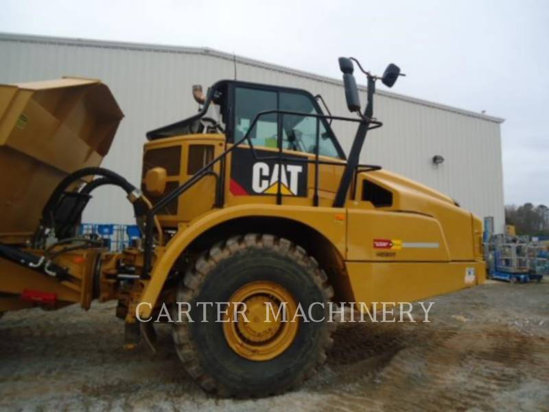 CATERPILLAR KNICKGELENKTE MULDENKIPPER 735C TG equipment  photo 15