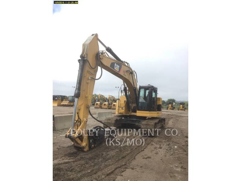 CATERPILLAR TRACK EXCAVATORS 321DLCR9 equipment  photo 1