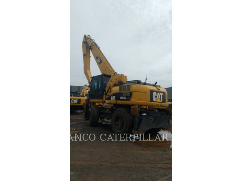 CATERPILLAR EXCAVADORAS DE RUEDAS M325DLMH equipment  photo 3