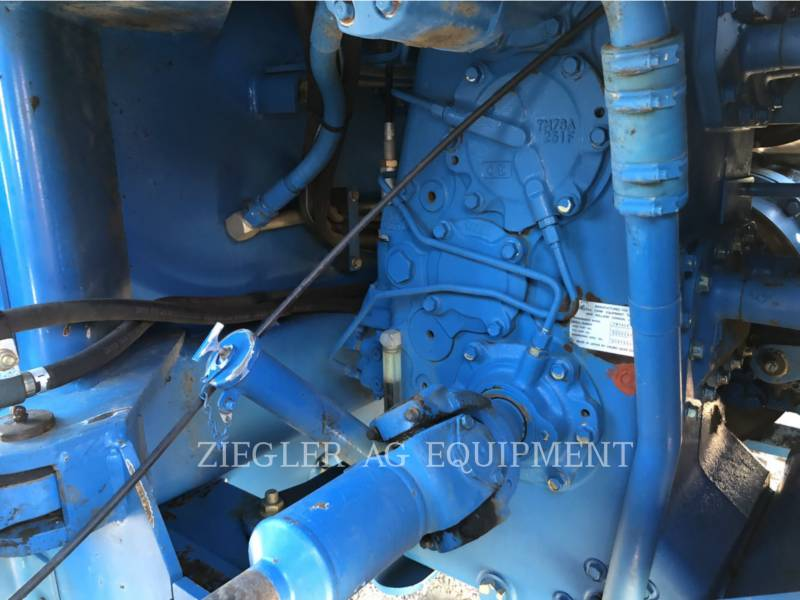 NEW HOLLAND LTD. TRACTEURS AGRICOLES 9680 equipment  photo 14