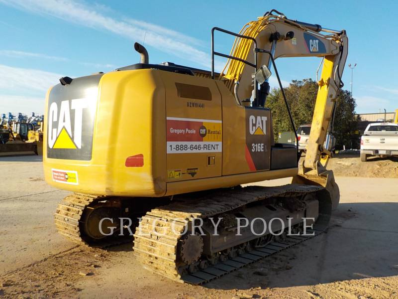 CATERPILLAR PELLES SUR CHAINES 316E L equipment  photo 10