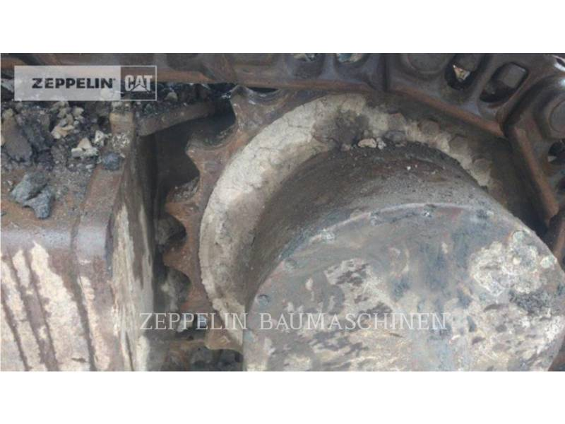 CASE トラック油圧ショベル CX290 equipment  photo 9