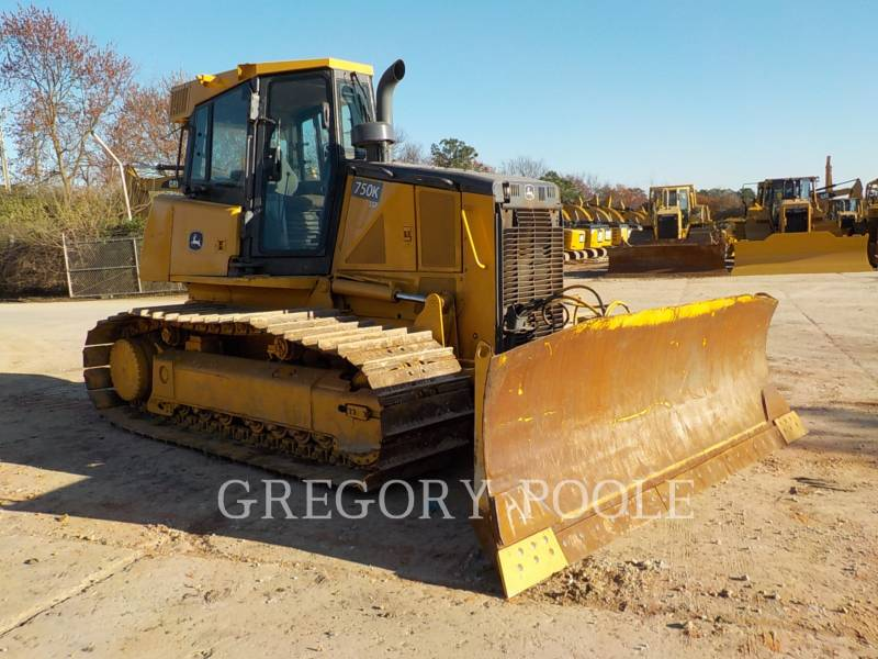 DEERE & CO. TRACTORES DE CADENAS 750K LGP equipment  photo 5