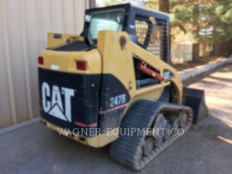 CATERPILLAR CHARGEURS COMPACTS RIGIDES 247B equipment  photo 5