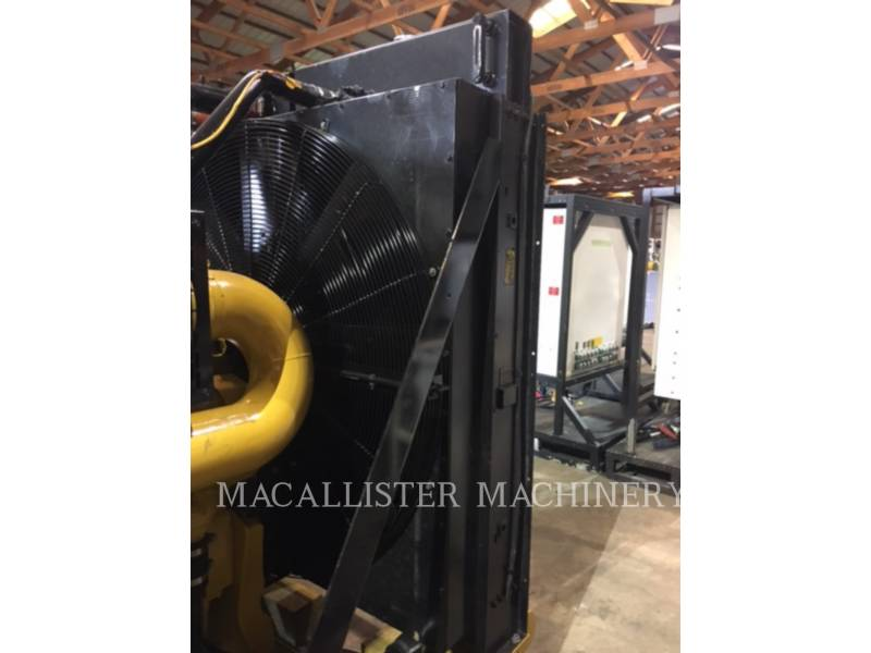 CATERPILLAR STATIONARY GENERATOR SETS C18 equipment  photo 3