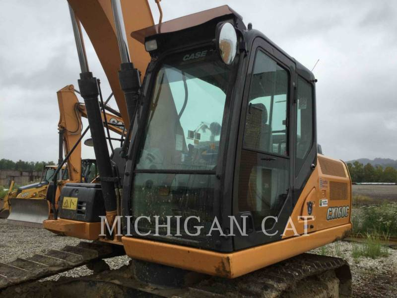 CASE TRACK EXCAVATORS CX160 equipment  photo 12