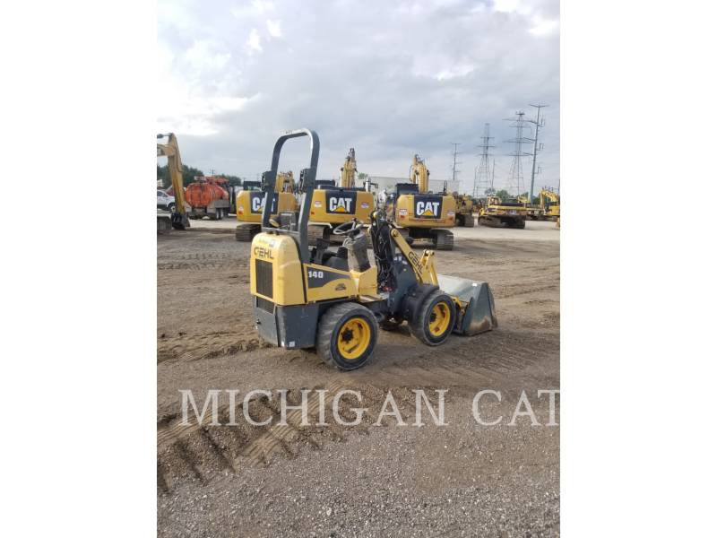 GEHL COMPANY WHEEL LOADERS/INTEGRATED TOOLCARRIERS AL140 equipment  photo 4