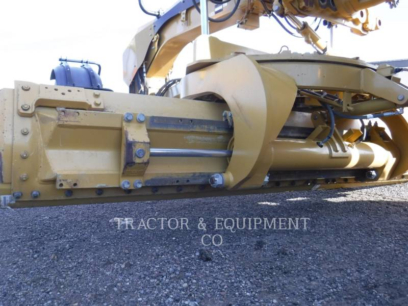 Caterpillar AUTOGREDERE 160M2 equipment  photo 9