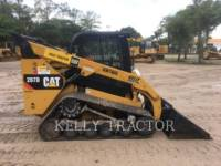CATERPILLAR PALE CINGOLATE MULTI TERRAIN 287D equipment  photo 8