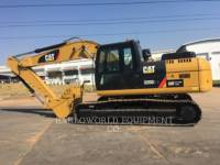 Equipment photo CATERPILLAR 320D2L PELLE MINIERE EN BUTTE 1